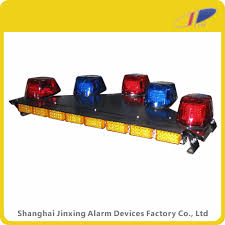 Led Light Bar Police by Factory Supply Police Triangle Led Emergency Light Bar Red And