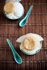 lemon ginger macarons froyo macaron recipes pinterest