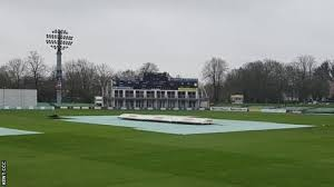 county chionship kent and gloucestershire washed out on day one