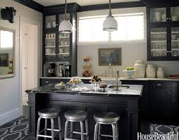 black kitchen decorating ideas black and white kitchen decor home design ideas and pictures