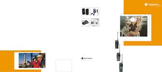 motorola two way radio ptx760 user guide manualsonline com