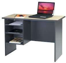 Large White Desk With Drawers Side Table Side Office Table Modern White Desk With Bookcase On