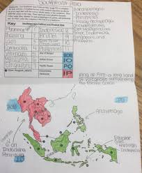 Asia Physical Map Quiz by Murchison Middle