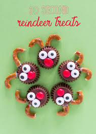 30 second reindeer treats i heart nap time
