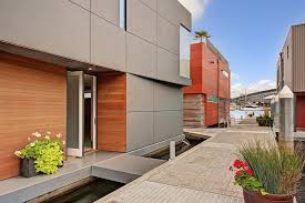 Modern Home Design Vancouver Wa Floating Home Interiors For West Coast Living