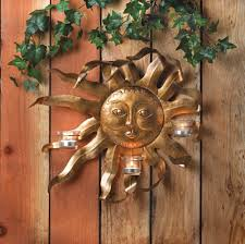 Outdoor Candle Wall Sconces Smiling Sun Candle Sconce Outdoor Candle Wall Sconces Uk Outside
