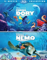 finding dory finding nemo double pack blu ray zavvi