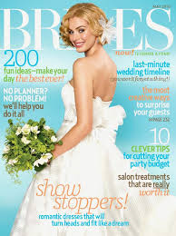 wedding dress magazines free wedding ideas