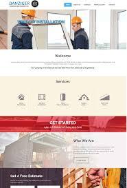 Best Home Improvement Websites by Portfolio Responsive Web Design Ecommerce Website Development