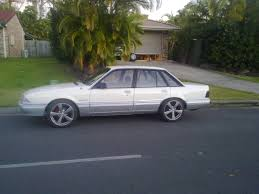 1986 holden commodore vl commodore boostcruising