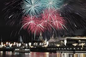 new year s celebrations around the world wsj