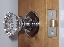 glass door knob image is loading fluted glass knob i