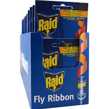 fly ribbon shop raid 48 count fly catcher ribbon at lowes