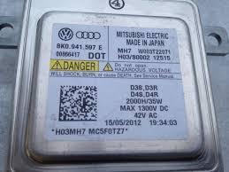 xenon headlight control module ecu 8k0941597 vw touareg