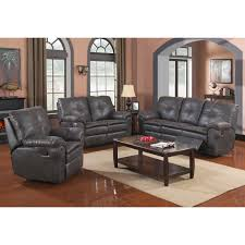 Living Room Furniture Store Los Angeles Sunset Trading Comfort Zone 3 Piece Reclining Living Room Set