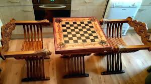 chess table and chairs set chess table and chairs home design