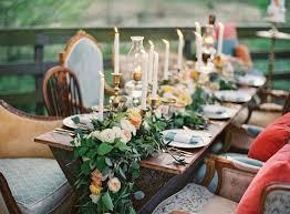deco mariage boheme chic déco mariage bohème chic en 30 photos qui respirent la joie de vivre