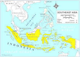 Countries In Asia Map by Maps Of Asia And Countries Cool Southeast Asia Political Map Quiz