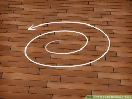 how to finish hardwood floors with pictures wikihow