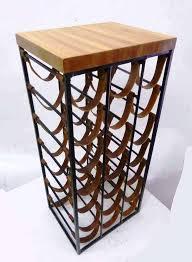 modern wine rack the functional vertical rack furniture