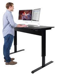 Office Furniture Stand Up Desk by Crank Up Standing Desk Best Home Furniture Decoration