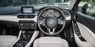 mazda 6 diesel mazda 6 review carwow