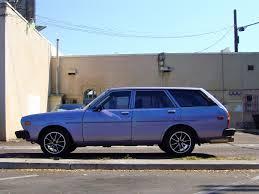 nissan datsun 1980 the street peep 1980 datsun 510 wagon