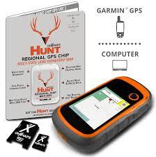 Hunting Gps Maps Hunt Regional For Garmin