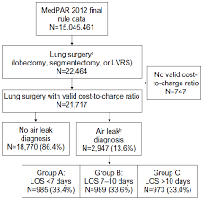 Icd 9 Blind Full Text Prolonged Length Of Stay Associated With Air Leak