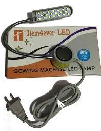 led gooseneck machine light mounting base working gooseneck l 110v 20 led light for home or