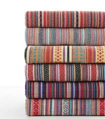 Multi Coloured Upholstery Fabric Best 25 Bohemian Fabric Ideas On Pinterest Tapestry Bedroom