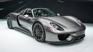 new porsche electric porsche 918 spyder roars into view top gear