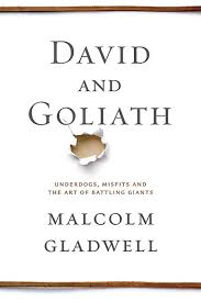 review david and goliath underdogs misfits and the art of