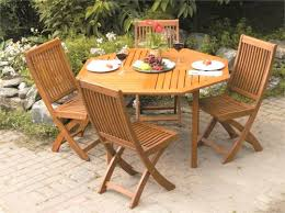 Folding Patio Table And Chair Set Best Patio Folding Chair Garden