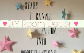 easy diy room decor idea wall art youtube