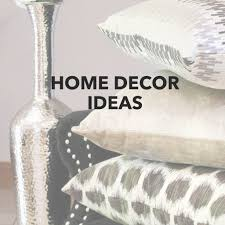 metallic home decor ideas the top drawer