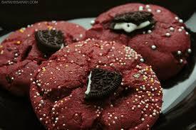 red velvet cake mix cookie recipe sarah x sarah u003d