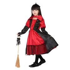 witch costumes for halloween online get cheap kids halloween fancy dress witch aliexpress com