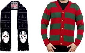 clothing co mondo debuts horror themed line of sweaters