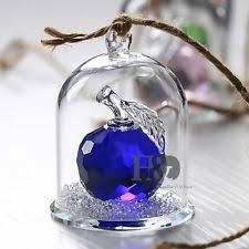 cut glass ornaments ebay