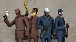 tf2 halloween background hd meet the spies tf2 wallpaper hd download hd background wallpapers