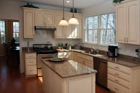 Granite Kitchen Islands Traditional Kitchen With Undermount Sink U0026 Kitchen Island In