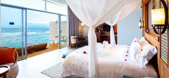 chambre sur pilotis maldives villas sur pilotis avec piscine à centara island maldives