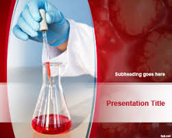 free laboratory analysis medical powerpoint template free