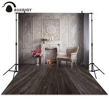 wedding backdrop board allenjoy photography backgrounds fireplace bonsai armchair board