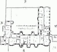 hatfield house floor plan the site of beaufort house british history online