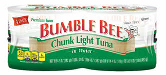 bumble bee chunk light tuna bumble bee foods recalls canned tuna over contamination