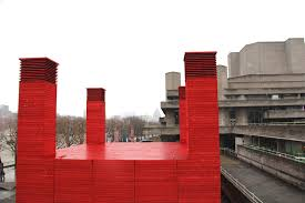 Haworth Tompkins The Shed At The London U0027s National Theatre
