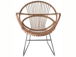 siege en rotin fauteuil rotin 5 styles de fauteuil en rotin décoration