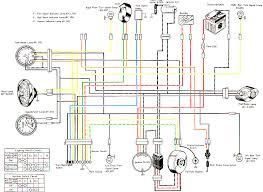 simple motorcycle wiring diagram gooddy org